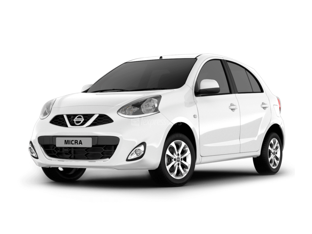 Rent a Nissan Micra in Naxos, Greece