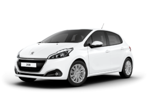 Rent a Peugeot 208 in Naxos, Greece