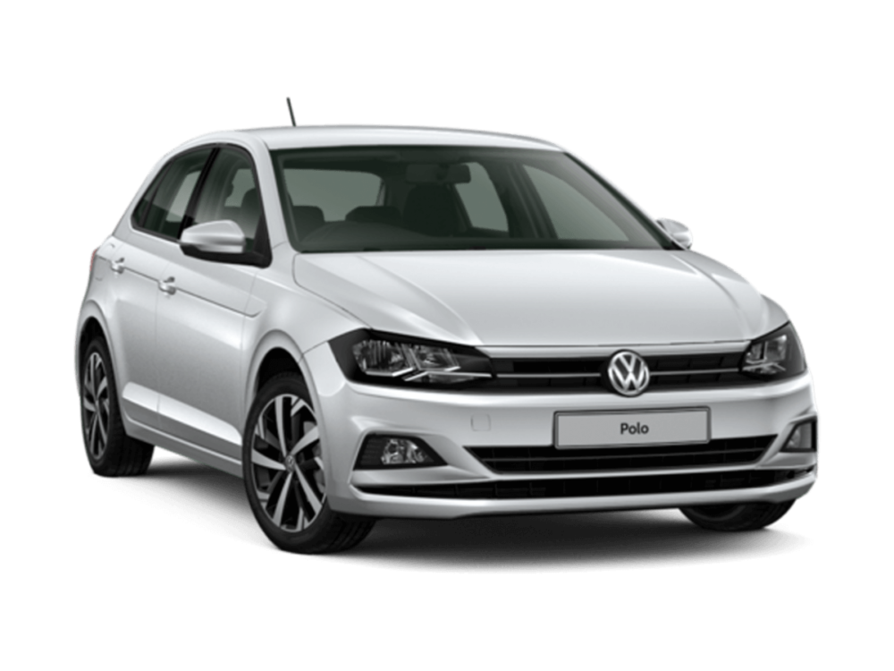 Rent a VolksWagen Polo in Naxos, Greece